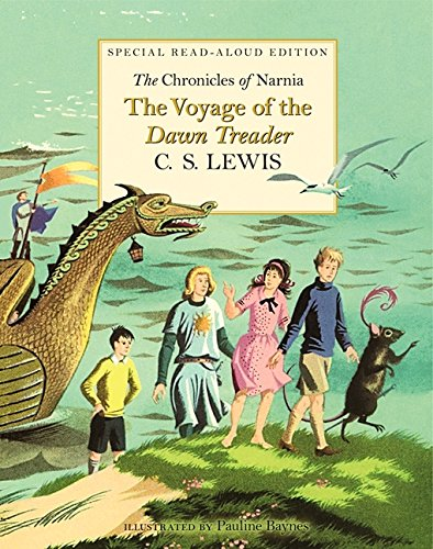 Download Chronicles of Narnia: The Voyage of the Dawn Treader Read-Aloud Edition PDF