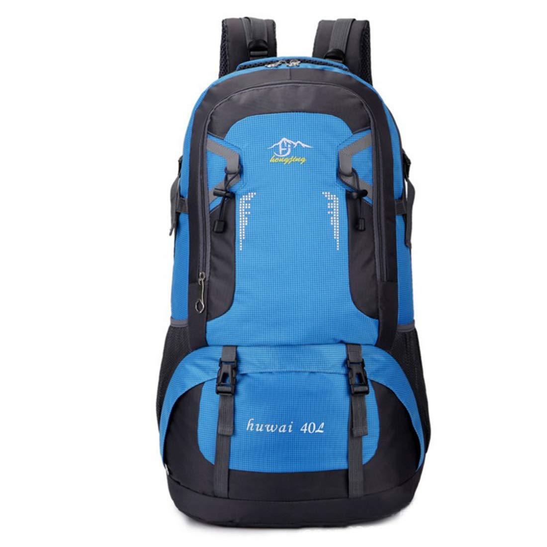 Kunliyin YY1 Wasserdichte Oxford-Bergsteigertasche (Farbe : Blau)