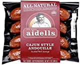 #9: Aidells Smoked Pork Sausage, Cajun Style Andouille, 12 oz. (4 Fully Cooked Links)