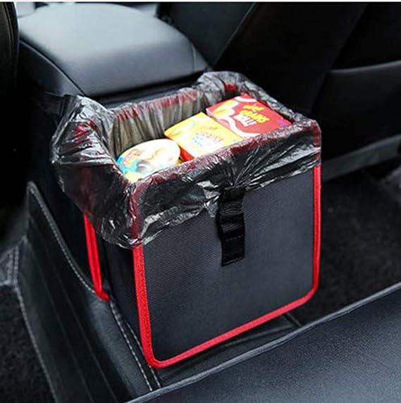 Amazon.com: EWYO - Bolsa de basura para colgar en el coche ...
