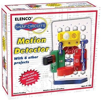 Amazon.com: Circuitos Snap Detector de movimiento Modelo ...