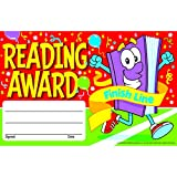 Trend Enterprises Recognition Awards, Reading Award - Finish Line, 5-1/2