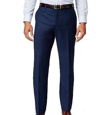 8da2f886358b2d Michael Michael Kors Mens Twill Flat Front Dress Pants at Amazon Men's  Clothing store: