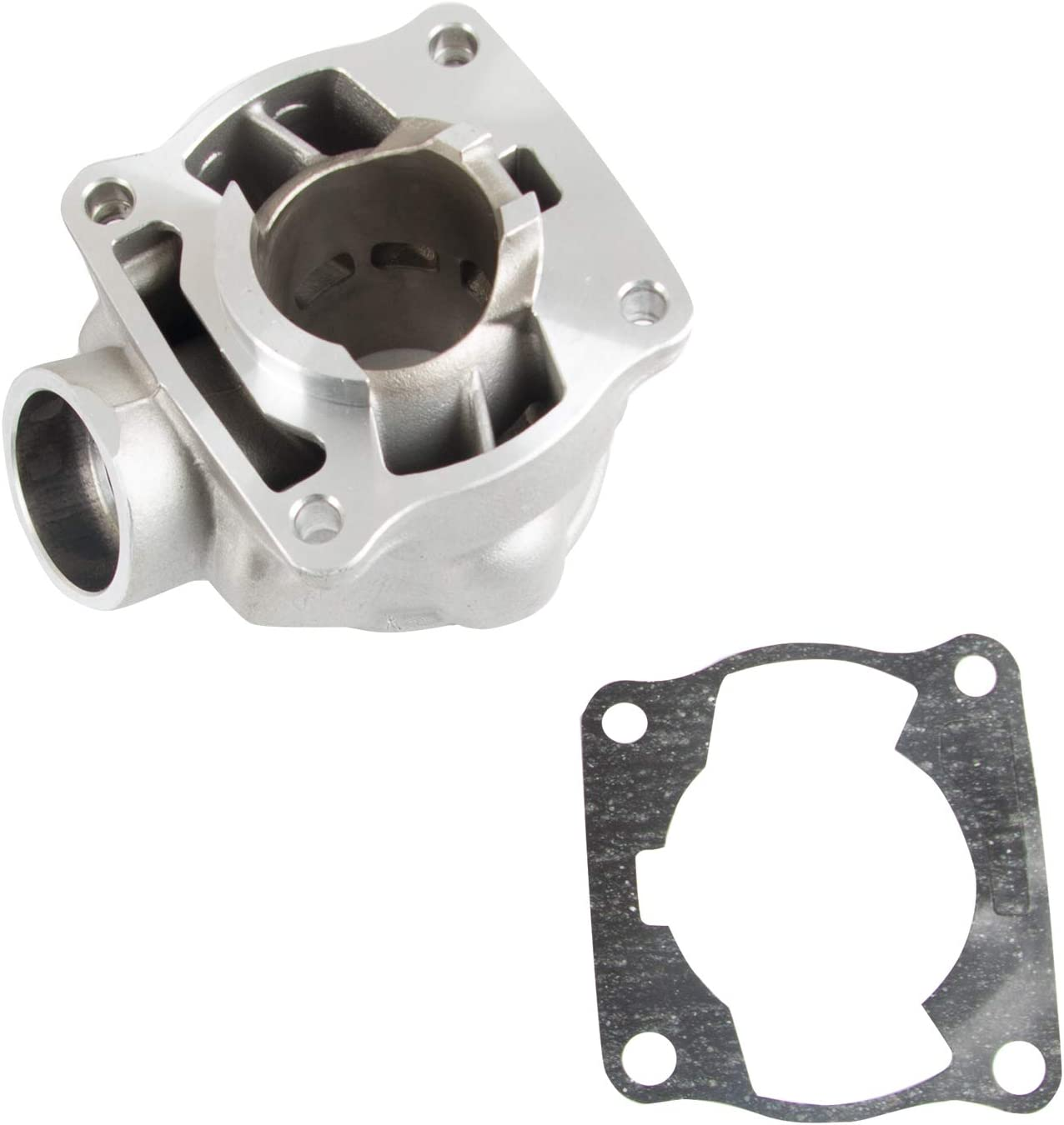 Replace 4ES-11311-30-00 47.5mm 85cc Cylinder Piston Gasket Kit Compatible with Yamaha 1993-2001 YZ80 2002-2014 YZ85