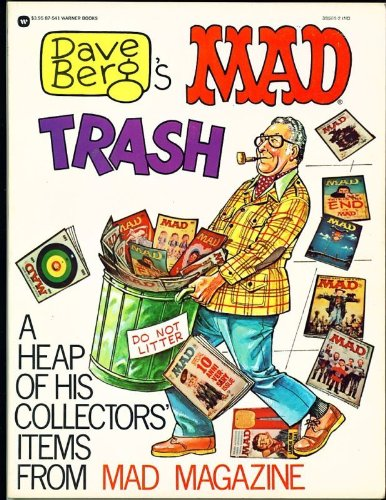 Dave Berg's Mad Trash