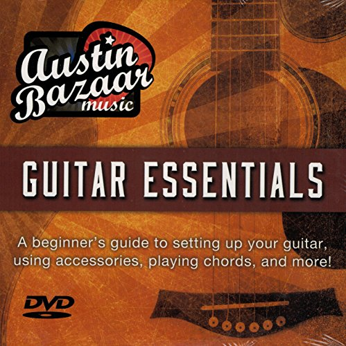 Fender Acoustic Guitar Bundle with Gig Bag, Tuner, Strings, Strap, Picks, Austin Bazaar Instructional DVD, and Polishing Cloth - Image 8