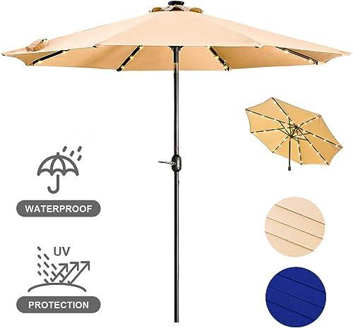 9FT Patio Umbrella