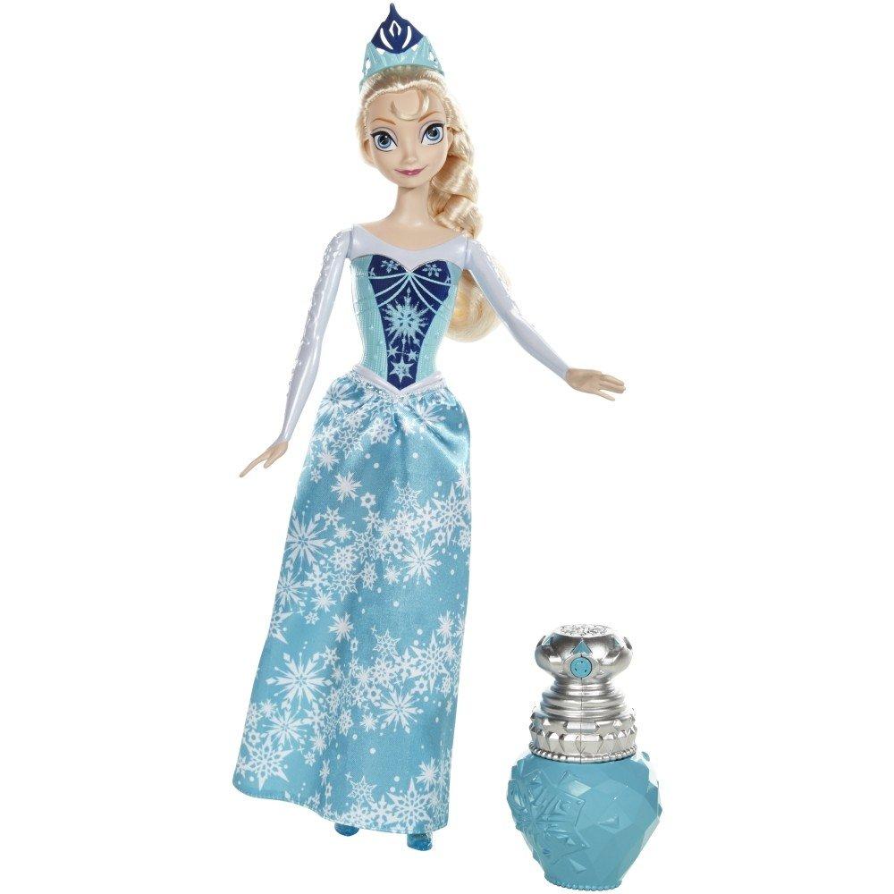 Amazoncom Disney Frozen Royal Color Change Elsa Doll Toys  Games