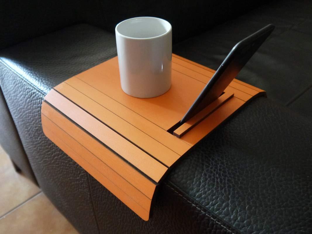Wood sofa arm table sofa table tv tray couch tray couch arm table sofa arm tray sofa arm coaster tray armrest protectors armrest table
