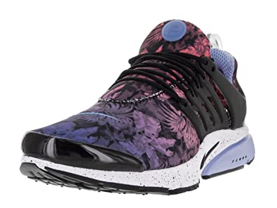 e119f5d8a17b ... Nike Mens Air Presto GPX Aluminum Black White-Dusty Grey Fabric Size S  ...