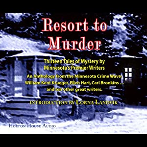 Resort to Murder Audiobook