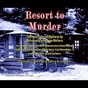 Resort to Murder Audiobook