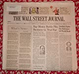 img - for WSJ, THE WALL STREET JOURNAL, Daily Newspaper for Tuesday, October 9 2007 book / textbook / text book
