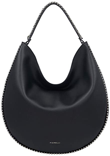 b6bce18ca00d Fiorelli Shadwell Rounded Shoulder Bag (Black)  Amazon.co.uk  Shoes   Bags