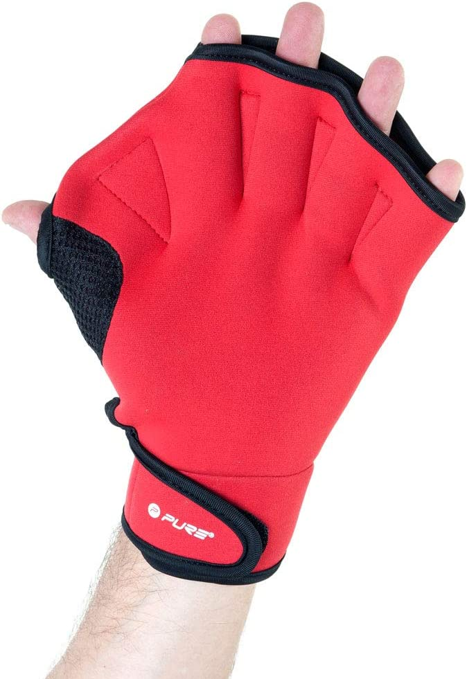 Pure2Improve Swimming Gloves