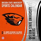 Oregon State University Beavers 2020 Calendar