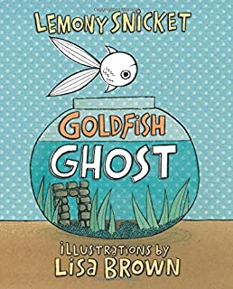 Book Cover: Goldfish Ghost