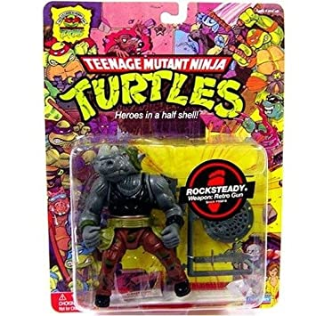Teenage Mutant Ninja Turtles 25th Anniversary Action Figure ...