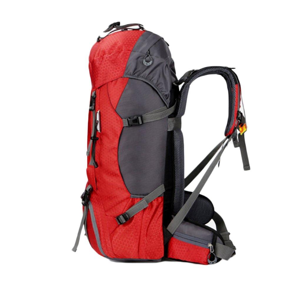 Snfgoij Wandern Wandern Wandern Klettern Rucksack Für Frauen 60Loutdoor Schulter Sporttasche Wasserdichte Oxford Bergsteigenbeutel B07D7X4NPV Trekkingruckscke Wirtschaft e582fd
