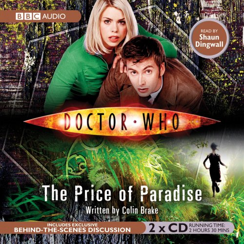 Doctor Who, the Price of Paradise by unknown