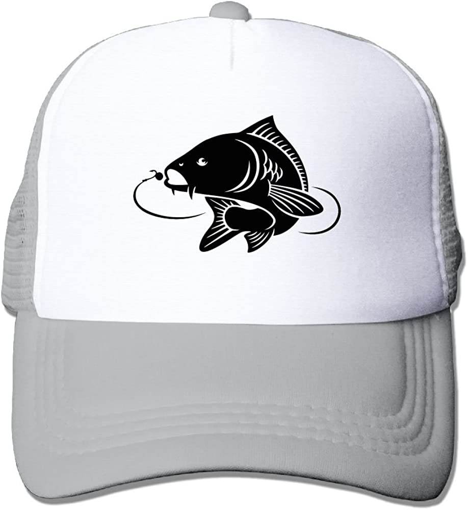 FeiTian Fishing Lure Fitted Baseball Caps For Men Fashionable Great For Travle Hiking Visor Hat