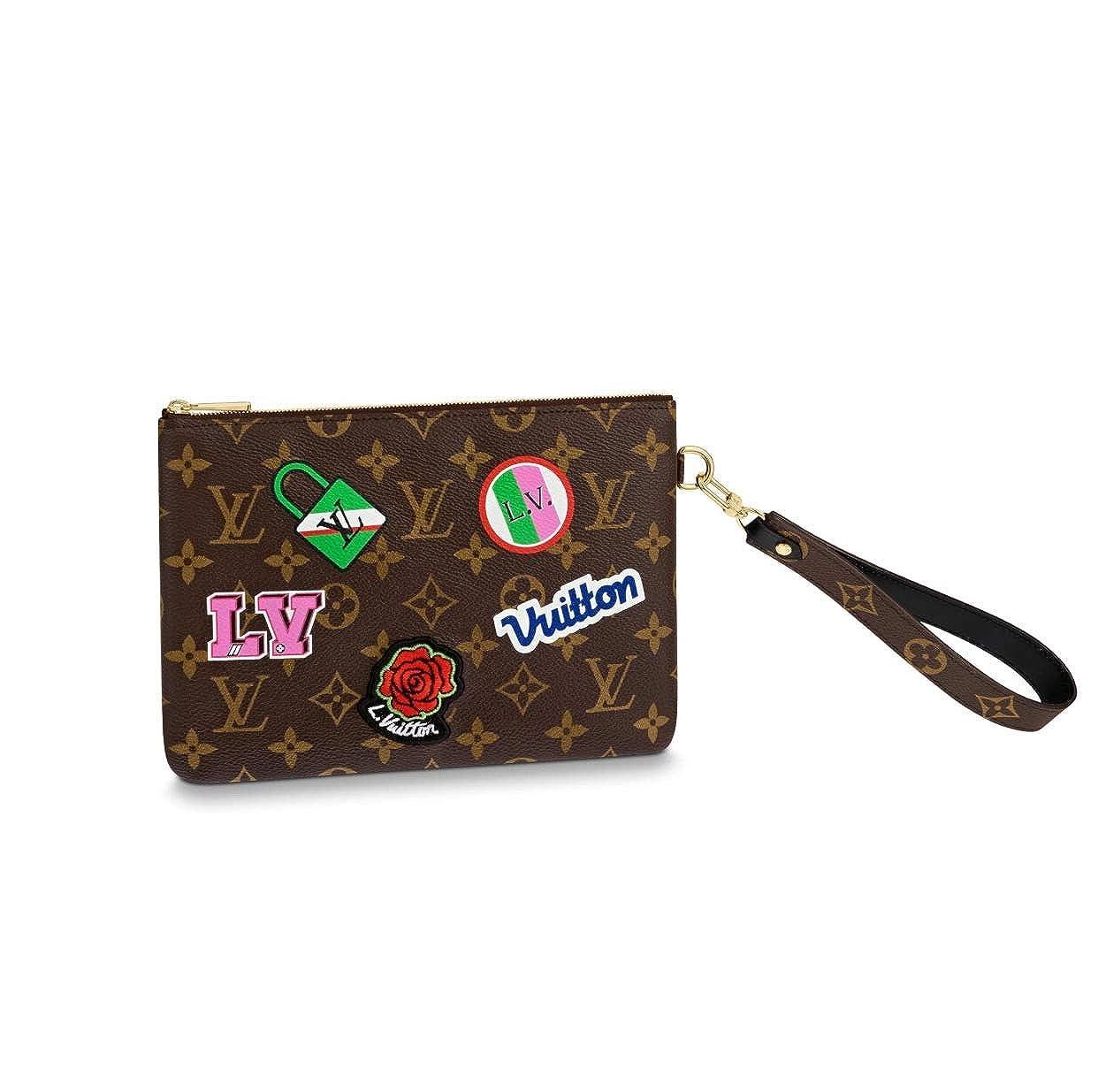 7a2f674282 Amazon.com: Louis Vuitton City Pouch M63447 Limited Edition: Clothing
