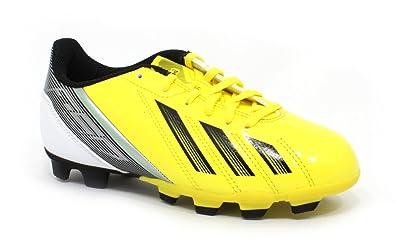 : adidas F5 TRX FG Zapato de fútbol (Little Kid