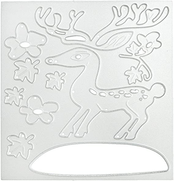 1pc bird metal cutting dies stencil scrapbook album paper embossing craft LY