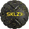 SKLZ Massage Balls - Physical Therapy Ball for Trigger Point and Myofascial Release, Deep Tissue Massages, Pain Relief, Sore Muscles, and Faster Recovery. (2.5-inch, 5-inch, Dual Point, Universal)