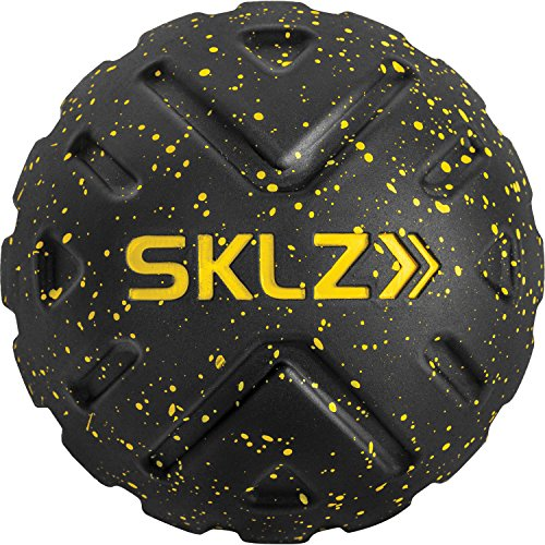 SKLZ Massage Balls - Physical Therapy Ball for Trigger Point and Myofascial Release, Deep Tissue Massages, Pain Relief, Sore Muscles, and Faster Recovery. (2.5-inch, 5-inch, Dual Point, Universal) Point Ball