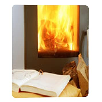 alfombrilla de ratón Con chimenea, horno de leña: Amazon.es ...