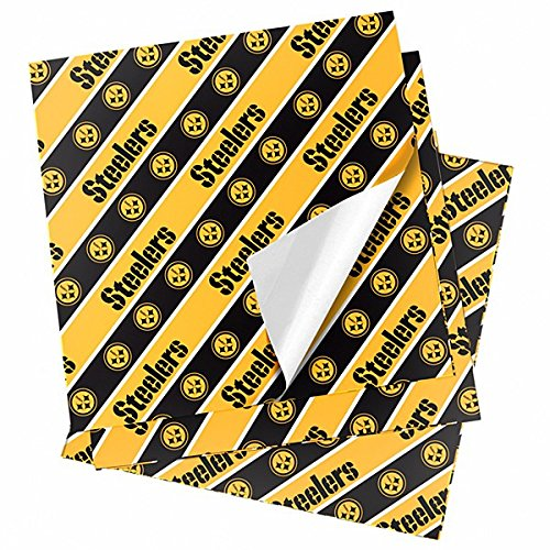 Pittsburgh Steelers Paper (Pittsburgh Steelers Folded Wrapping Paper)