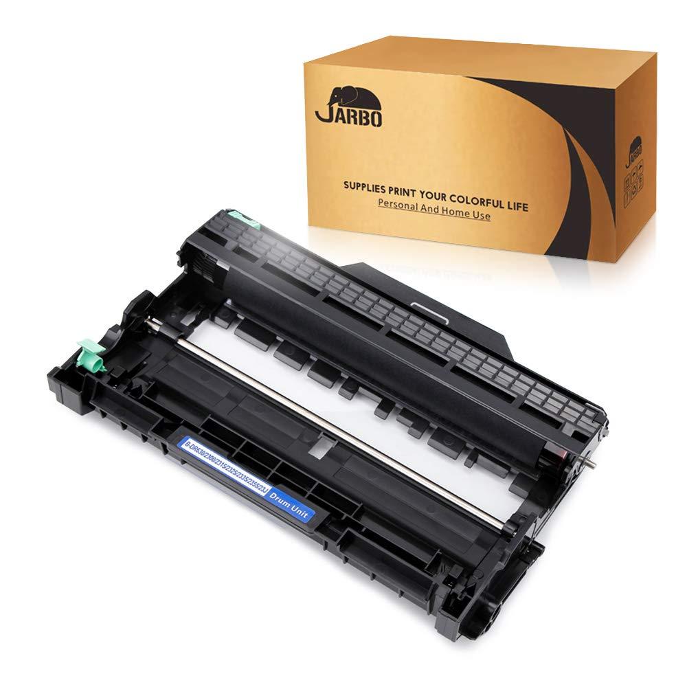 JARBO Compatible Brother DR630 DR-630 Drum Unit, 1 Pack, Use with Brother HL-2340DW HL-2380DW HL-2300D DCP-L2540DW DCP-L2520DW MFC-L2700DW MFC-L2740DW Printer