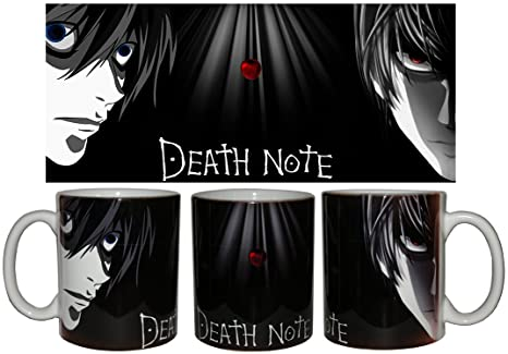 Taza Death Note