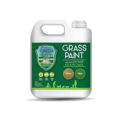 Green Envy Grass Paint, 32 oz. : Garden & Outdoor