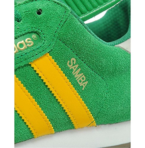 better professional sale on feet shots of adidas Samba Super Originals Green Suede Mens UK Size 6 ...