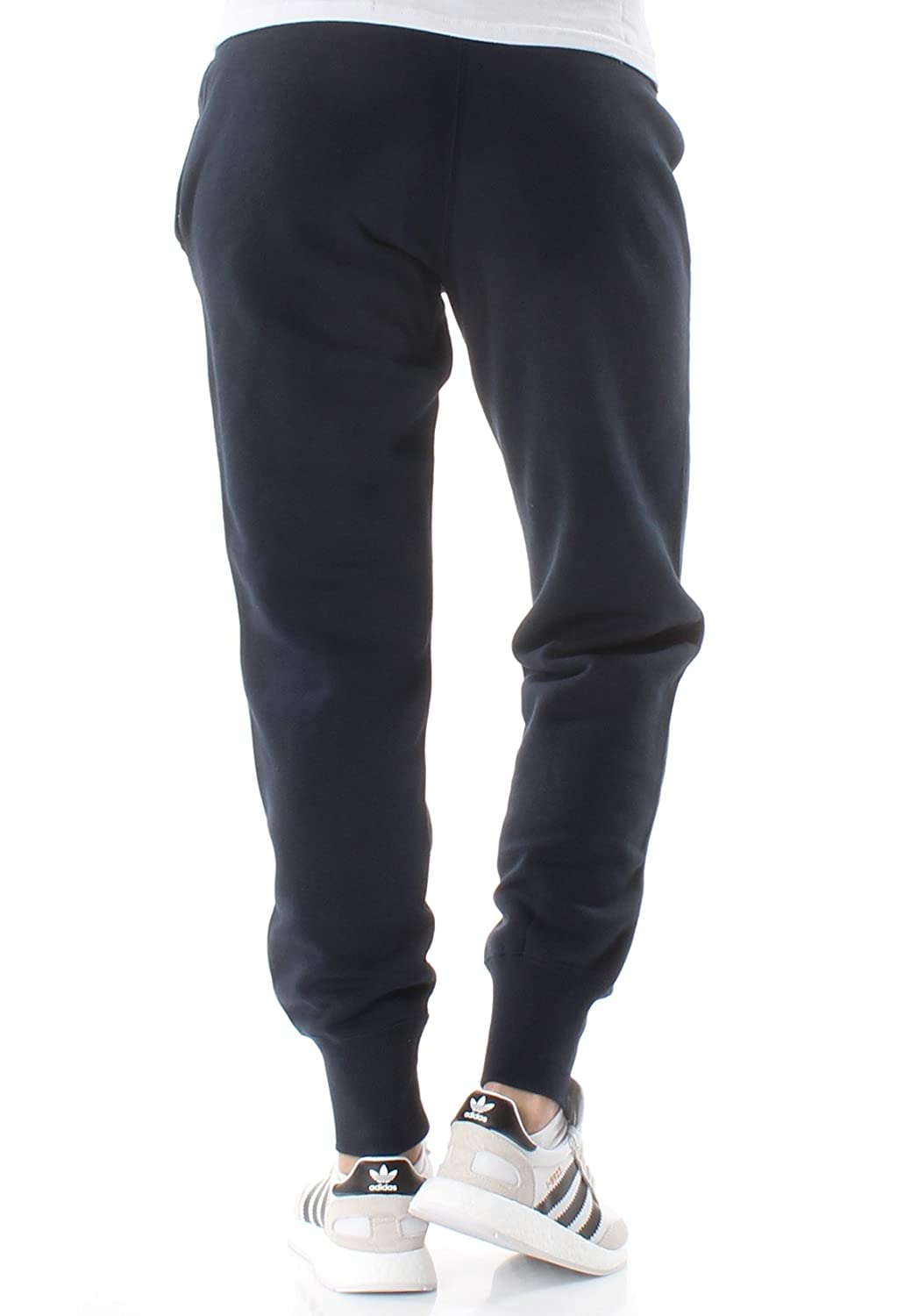 ca2d173abb53 Converse Women s All Star Logo Sweat Pants Jogger Bottoms Navy - S (UK 10)   Amazon.co.uk  Clothing