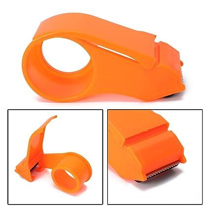 Yyooo - Soporte para cortador de cinta adhesiva, dispensador, herramientas de almacenamiento, suministros