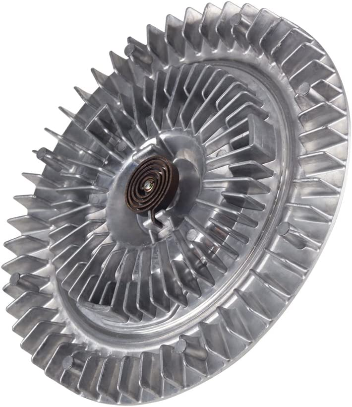 Mechapro 2775 Premium Engine Cooling Fan Clutch for Ford F-150 Dodge Ram Jeep Grand Cherokee 3.9L 4.2L 5.2L 5.9L