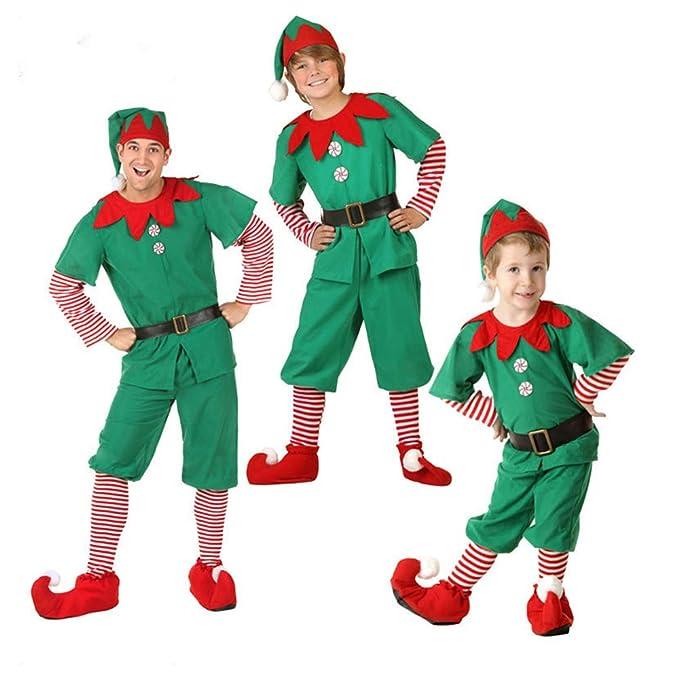 Danny Queen Navidad Duende Elfo Disfraz Cosplay Outfit ...