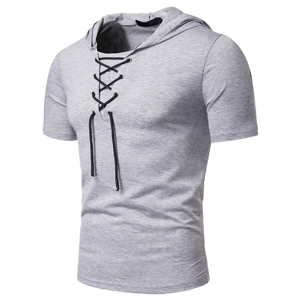 Cebbay Chaleco para Hombres Deportivo Camiseta Sin Mangas de ...
