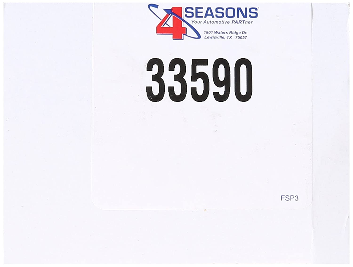Four Seasons 33590 Auto Heating and Air Conditioning