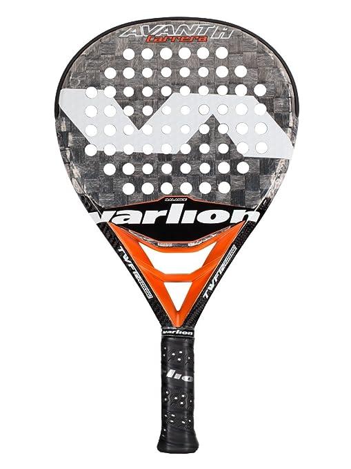 Varlion Avant H Carbon Carrera, pala de pádel, forma de lágrima ...