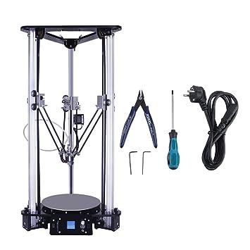 EZT - Kit de montaje para impresora 3D (180 x 180 x 320 mm, gran ...