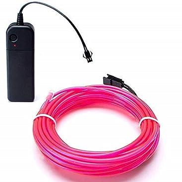 16.4 ft Neon Glowing stroboskopischer Electroluminescent