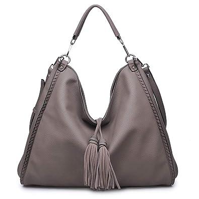 668fc01757 Amazon.com  Moda Luxe Women s Stylish Chance Hobo