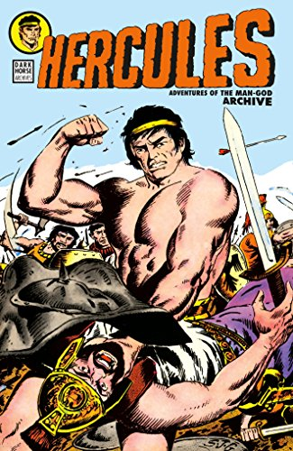 (Hercules: Adventures of the Man-God Archive)