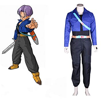 Amazon.com : Dragon Ball Z Cosplay Halloween Costume Movie ...