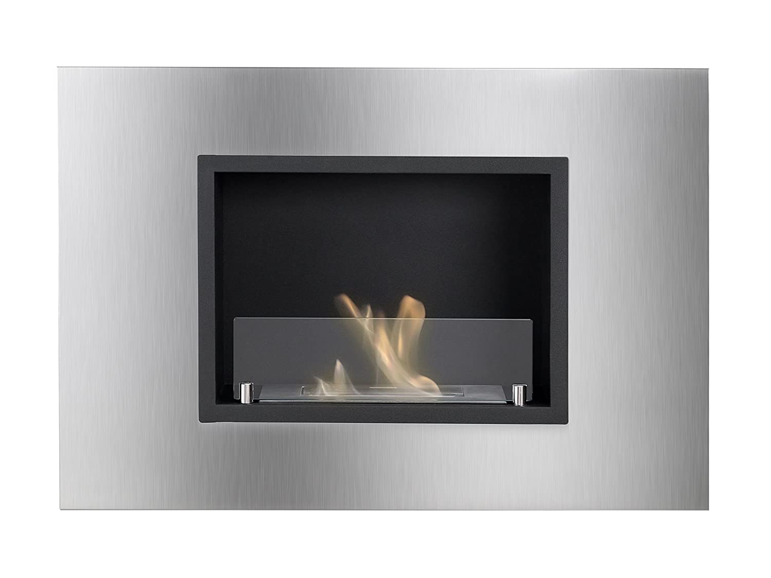 fireplace artistic electric bio recessed vienna ventless clean fireplaces flame and modern the collections ethanol ignis noble