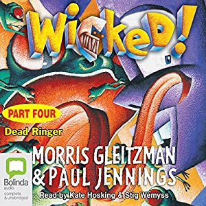 Wicked! Part Four Audiobook